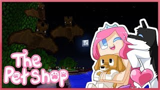 The Pet Shop! Ep.4 The Vampire Bats! | Minecraft Roleplay