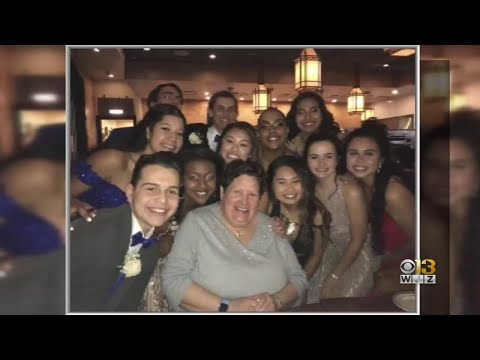 Hilary - Generous woman pays for prom-goers' dinner