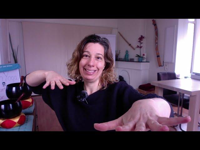 Claudia Heijdel: jouw gratis verbindingen met het leven voor self-healing (geluid kraakt helaas wat)