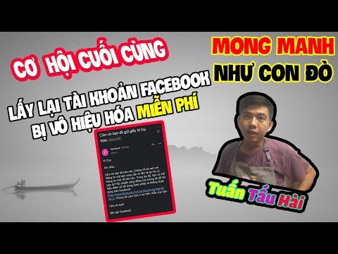 📌Cơ Hội 📌 Cuối Cùng 🔔Lấy Lại Tài Khoản Facebook Bị Vô Hiệu Hoá miễn phí | Lấy Lại FB Bị Khóa 30 Ngày