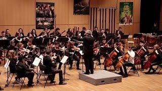"""""""Harry Potter"""" - musique du film - Orchestre des Benjamins du CRR de Paris"""