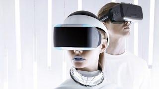 Поиграл в PlayStation VR - виртуальная реальность и ее новый виток. Игры Sony и Walking Dead