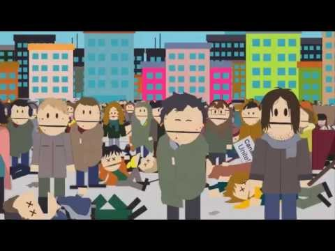Best of South Park Canadians