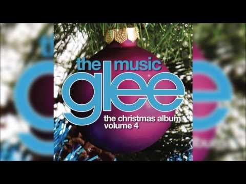 Away In A Manger | Glee [HD FULL STUDIO]