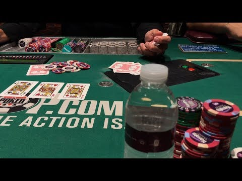 In for $500 - Trying to Book Another Win in Atlantic City - Poker Vlog #43
