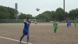 vs ウイングスSC 前半戦 2016/07/02(土)