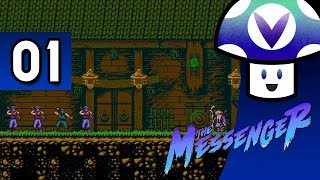 [Vinesauce] Vinny - The Messenger (part 1)