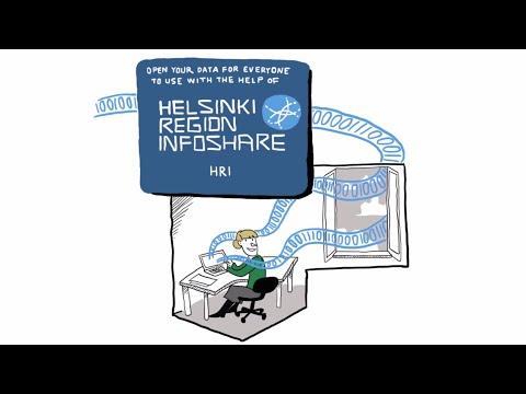 Helsinki Region Infoshare service