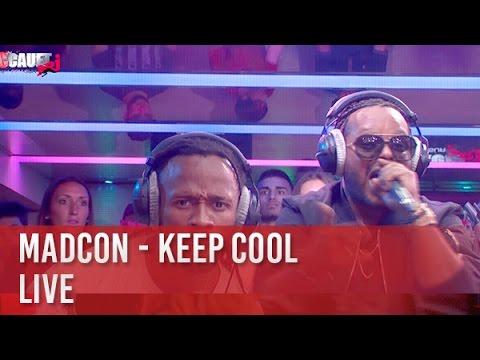 Madcon - Keep Cool - Live - C'Cauet sur NRJ