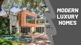 Tour Stunning Million Dollar Modern Luxury Homes