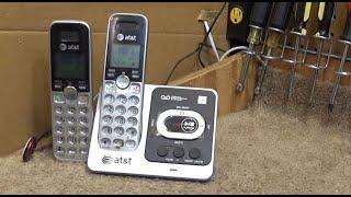 AT&T EL52251 DECT 6 Cordle…