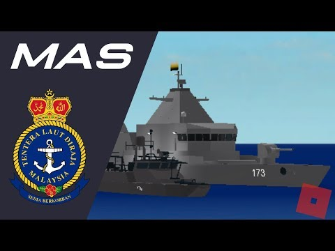 ROBLOX | Royal Malaysian Navy Promotional Video