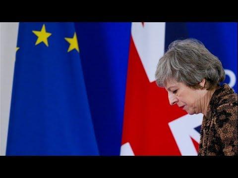 Het brexit-debat: stemming over de deal van May