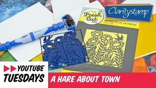Fresh Cut Dies How To - A Hare About Town