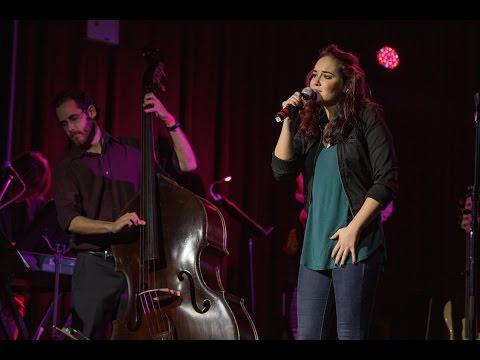 """Christine Dwyer - """"Manhattan"""" at BROADWAY SINGS SARA BAREILLES"""