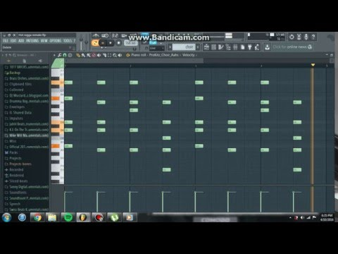 Bobby Shmurda - Hot Nigga Instrumental Remake (FLP in description)