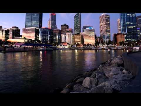 Perth City Elizabeth Quay