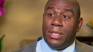 Repeat youtube video Magic Johnson responds to Donald Sterling
