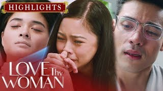 David at Jia, humingi ng tawad kay Dana | Love Thy Woman (Wi...