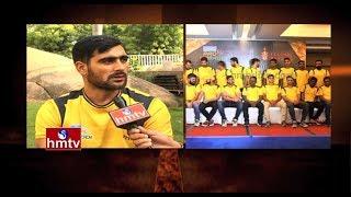 Indian Kabaddi Player Rahul Choudhary Face to Face over Pro Kabaddi  Season 5 | HMTV
