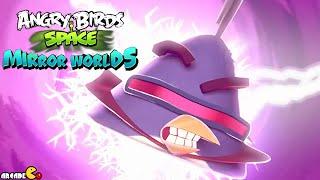 Angry Birds Space: Brass Hogs Level 9-5 Walkthrough 3 Star