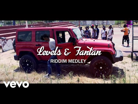 ChillSpot Records - Levelz and Fantan Riddim (Official Medley Video)