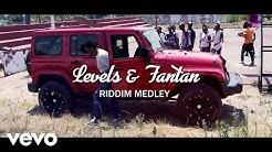 ChillSpot Records - Levelz and Fantan Riddim (Official Medley Video)