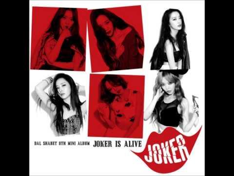 달샤벳 (Dalshabet) - 달샤벳 (Joker) OFFICIAL Karaoke/Instrumental