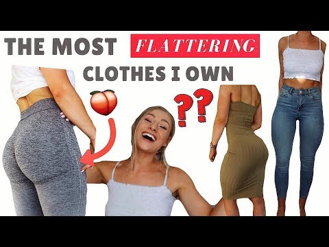 THE MOST FLATTERING CLOTHES I OWN | TRY-ON HAUL
