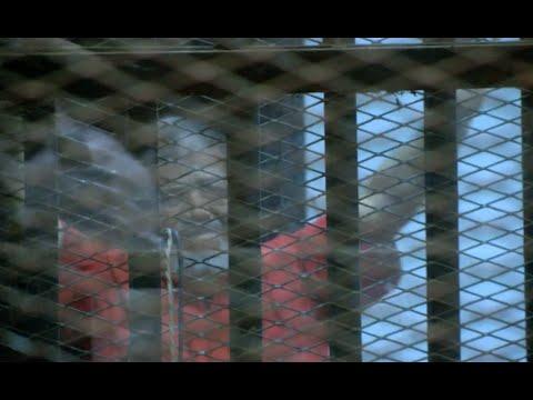 Former Egyptian President Morsi Sentenced to 40 Years in Jail