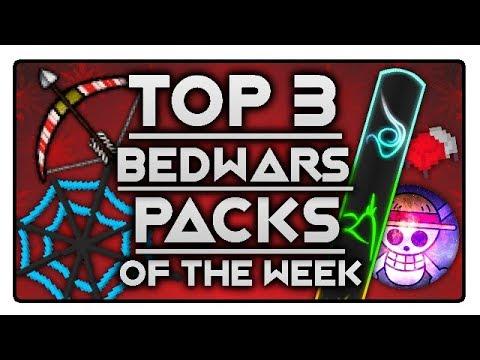 TOP 3 BW PACKS OF THE WEEK #04