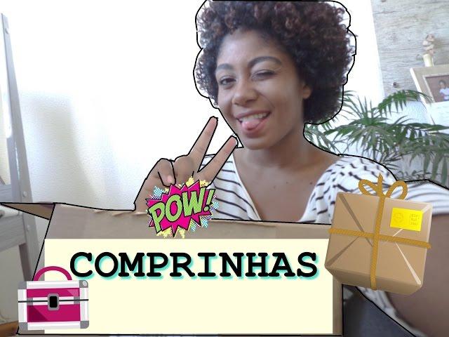 COMPRINHAS , vult cosmetics , MAKE PELE NEGRA   Camila Nasimneto