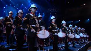 Evergreen | Two Steps From Hell Live | The Bands of HM Royal Marines