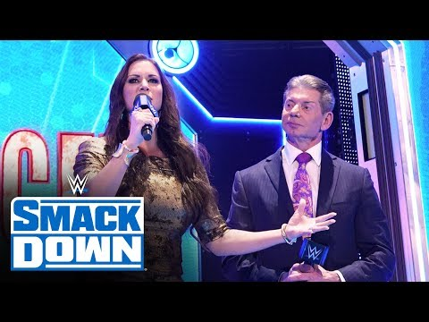 New Era Of SmackDown Begins On FOX: SmackDown, Oct. 4, 2019