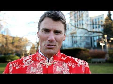 Mayor Robertson's Lunar New Year Greeting