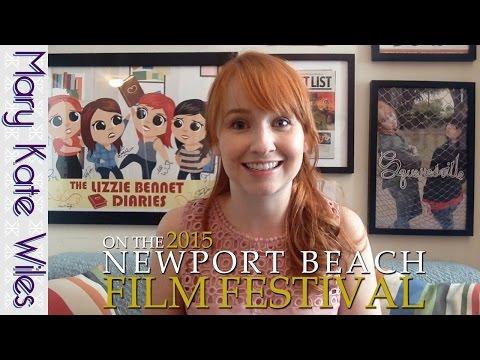 On The 2015 Newport Beach Film Festival!