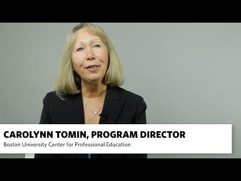 Boston University's Financial Planning Certificate Program