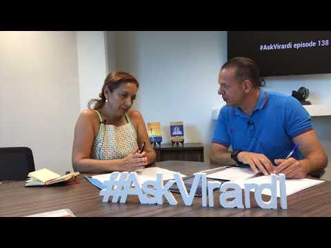 Michael R. Virardi / #AskVirardi / Episode 138