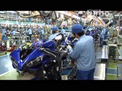 Historia de la Yamaha (español)