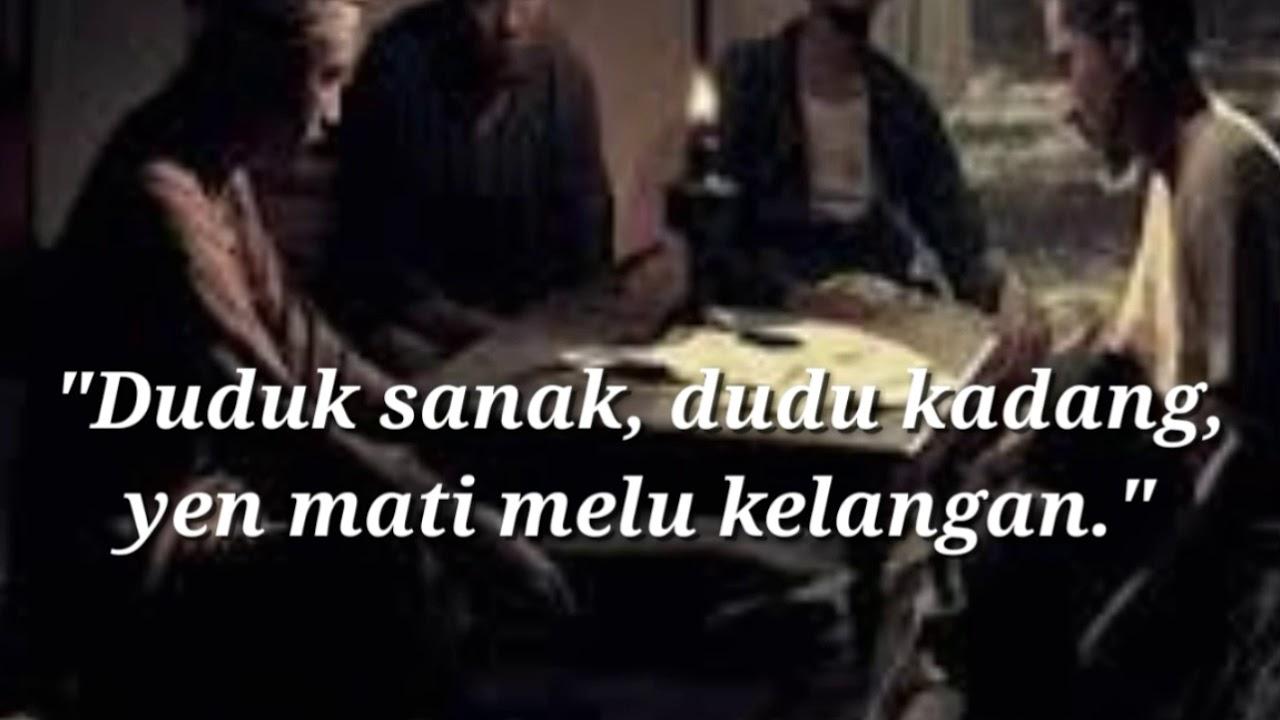 Kata Bijak Jawa Kuno Tembang Lir Ilir Buat Story Wa Youtube