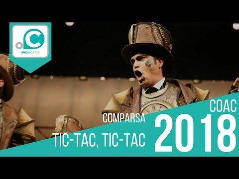 Comparsa, Tic-tac, Tic-tac - Cuartos