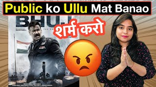 Bhuj Movie REVIEW   Deeksha Sharma
