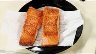 Как правильно жарить красную рыбу / мастер-класс от шеф-повара / Илья Лазерсон / Обед безбрачия