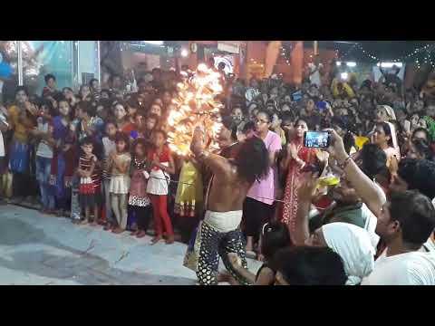 Virateshwari dham Maha aarti shahdol (M.P.)