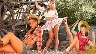 Руки Вверх - Девушки колхозницы.