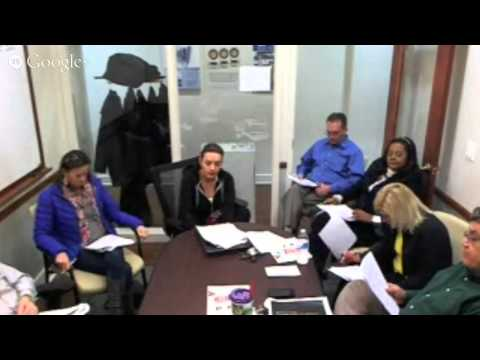 PenFed Realty meeting and CE class