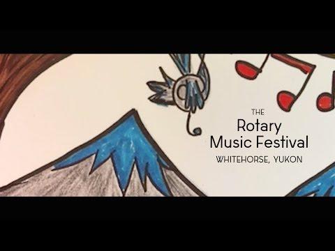 The Rotary Music Festival - Whitehorse Yukon 2017