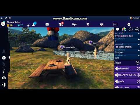 Обзор игры Avakin Life,и как можно играть через компьютер