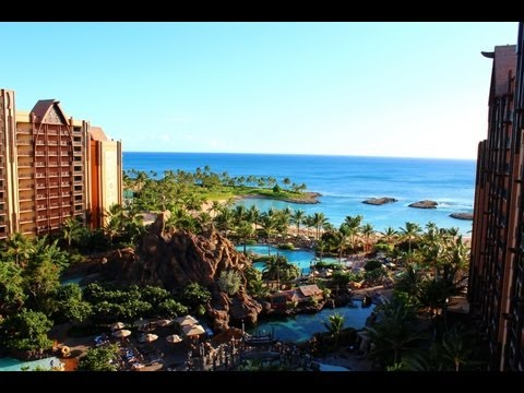 Disney S Aulani Ocean View Room Tour Youtube