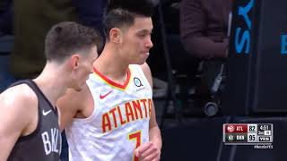 Jeremy Lin's Limited Minutes in first return to Brooklyn Nets - 12/16/18